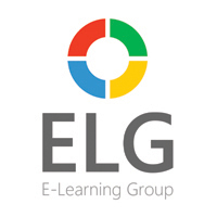 Logo der ELG E-Learning Group