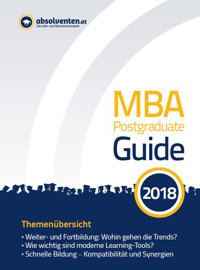 MBA Postgraduate Guide Folder