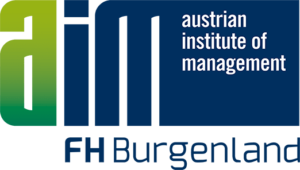 AIM Austrian Institute of Management FH Burgenland Logo
