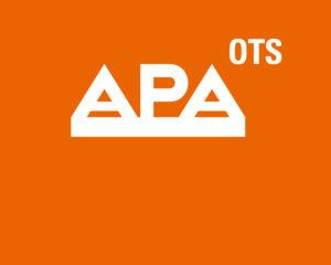 APA OTS Logo