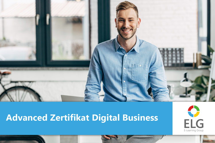Online Zertifikat Digital Business and Leadership