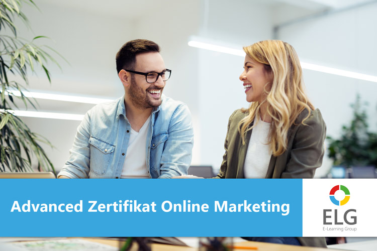 E-Learning Zertifikat Lehrgang Advanced Online Marketing, Werbepsychologie und Neuromarketing