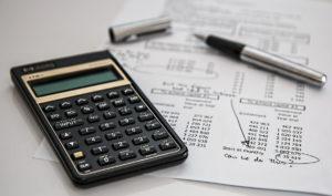 Taschenrechner Rechnung Steuern Mathematik