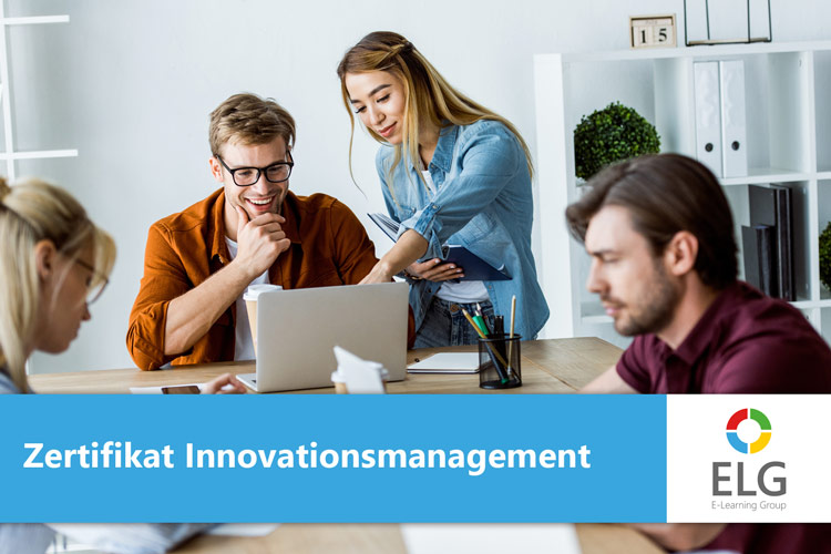 Weiterbildung Kurs Zertifikat Innovationsmanagement