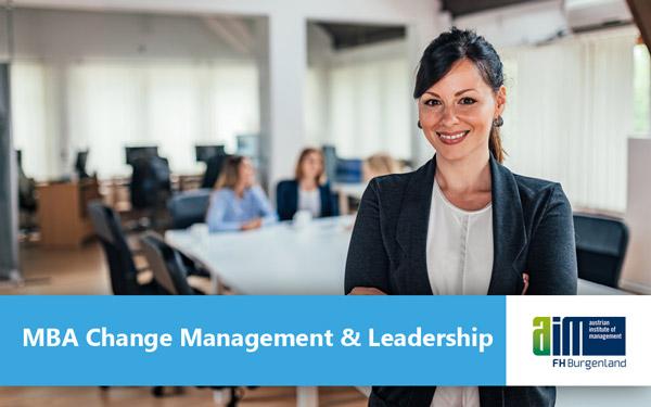 Online Masterlehrgang Change Management berufsbegleitend