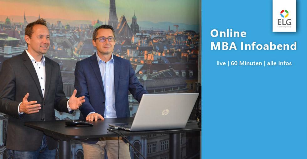 MBA Webinar mit E-Learning Experten