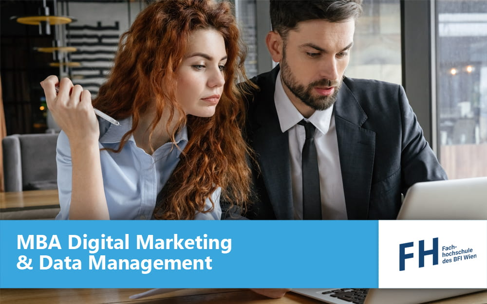 MBA Fernstudium Digital Marketing & Data Management