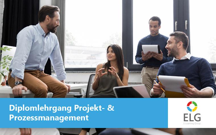 Weiterbildung Projektmanagement berufsbegleitend und online