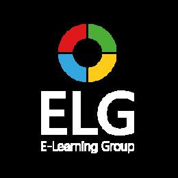 Logo Marke der ELG E-Learning Group