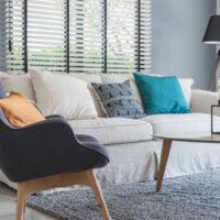 Wohnzimmer Couch Sessel modern