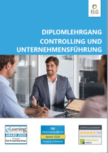 Info-Folder Diplomlehrgang Controlling und Unternehmensführung