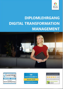 Digital Transformation Management Infobroschüre