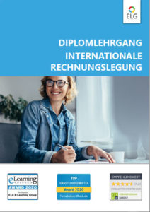 Info-Folder Diplomlehrgang Internationale Rechnungslegung