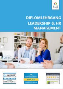 Leadership & HR Management Infobroschüre
