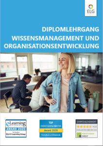 Info-Folder Diplomlehrgang Wissensmanagement und Organisationsentwicklung