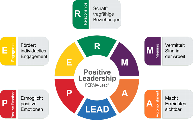 Positive Leadership Modell