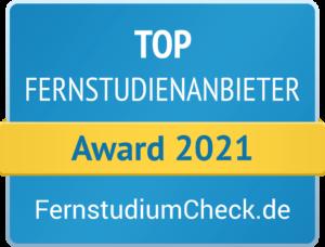 FernstudiumCheck Award 2021
