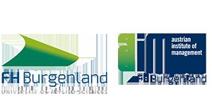 Logos AIM FH Burgenland