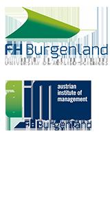 FH Burgenland AIM Logos